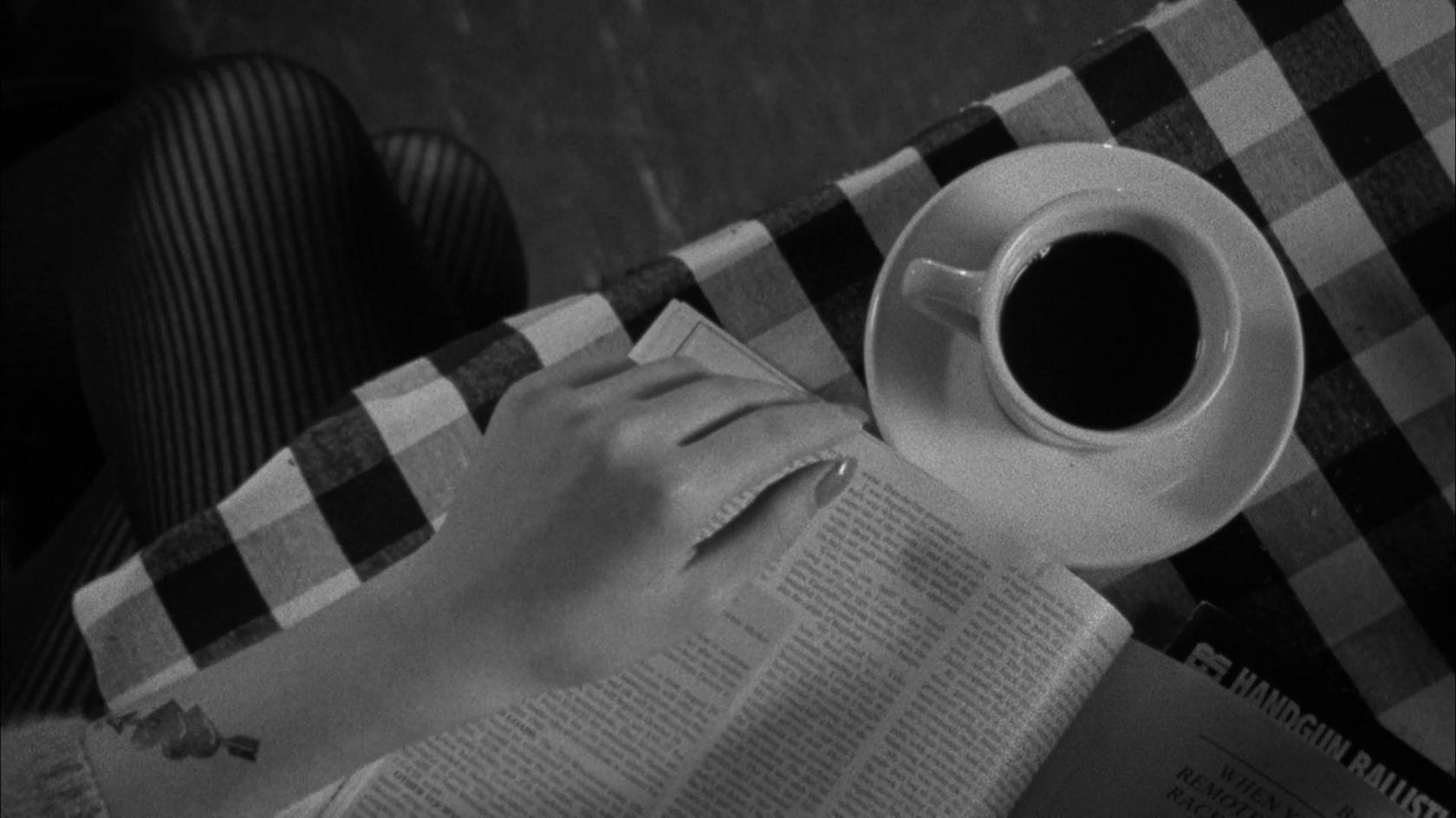 кофе и сигареты режиссер