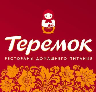 логотип теремок