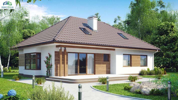 проект дома 474.2 м2