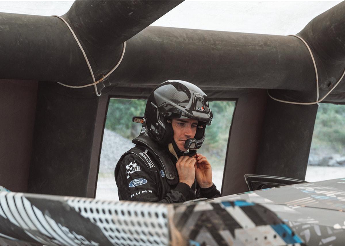 Крейг Брин, Ford Puma Rally1