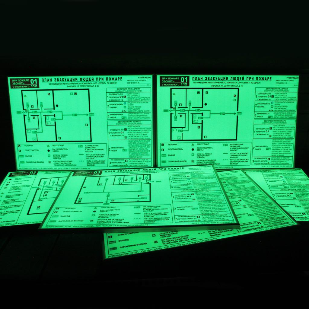 знаем, как фотолюминесцентное покрытие для схем эвакуации поиск