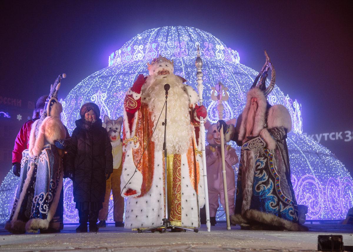 Стартовал всероссийский фестиваль «Зима начинается с Якутии»