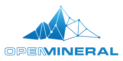 Open mineral