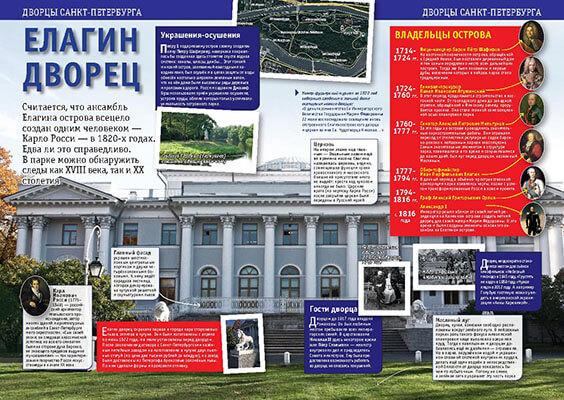 Елагин дворец. История