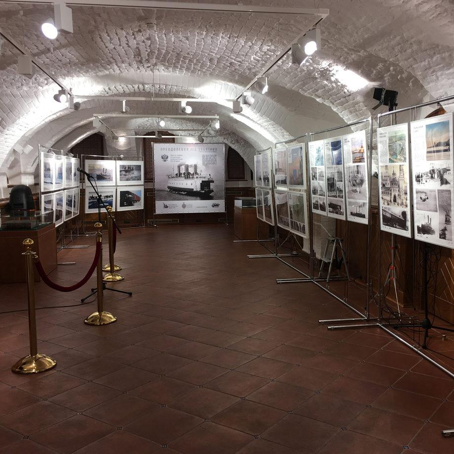 Байкальская переправа выставка
