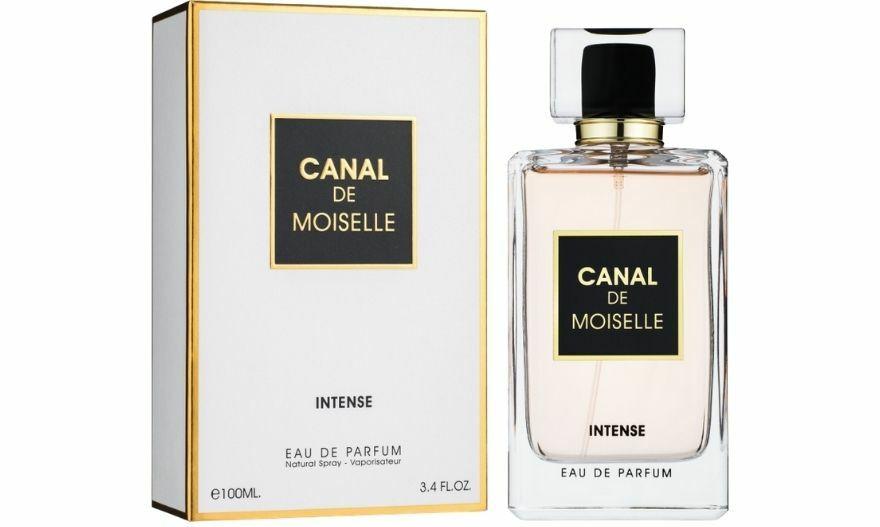Canal De Moiselle Intense by Fragrance World - Arabian, Western and Middle East Perfumes - Muskat Gift Shop Kenya