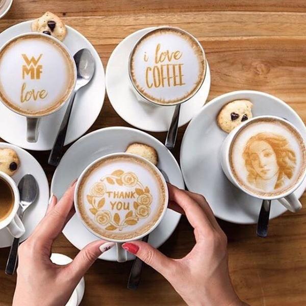 последнее время печать фото на кофейной пенке бесплатно