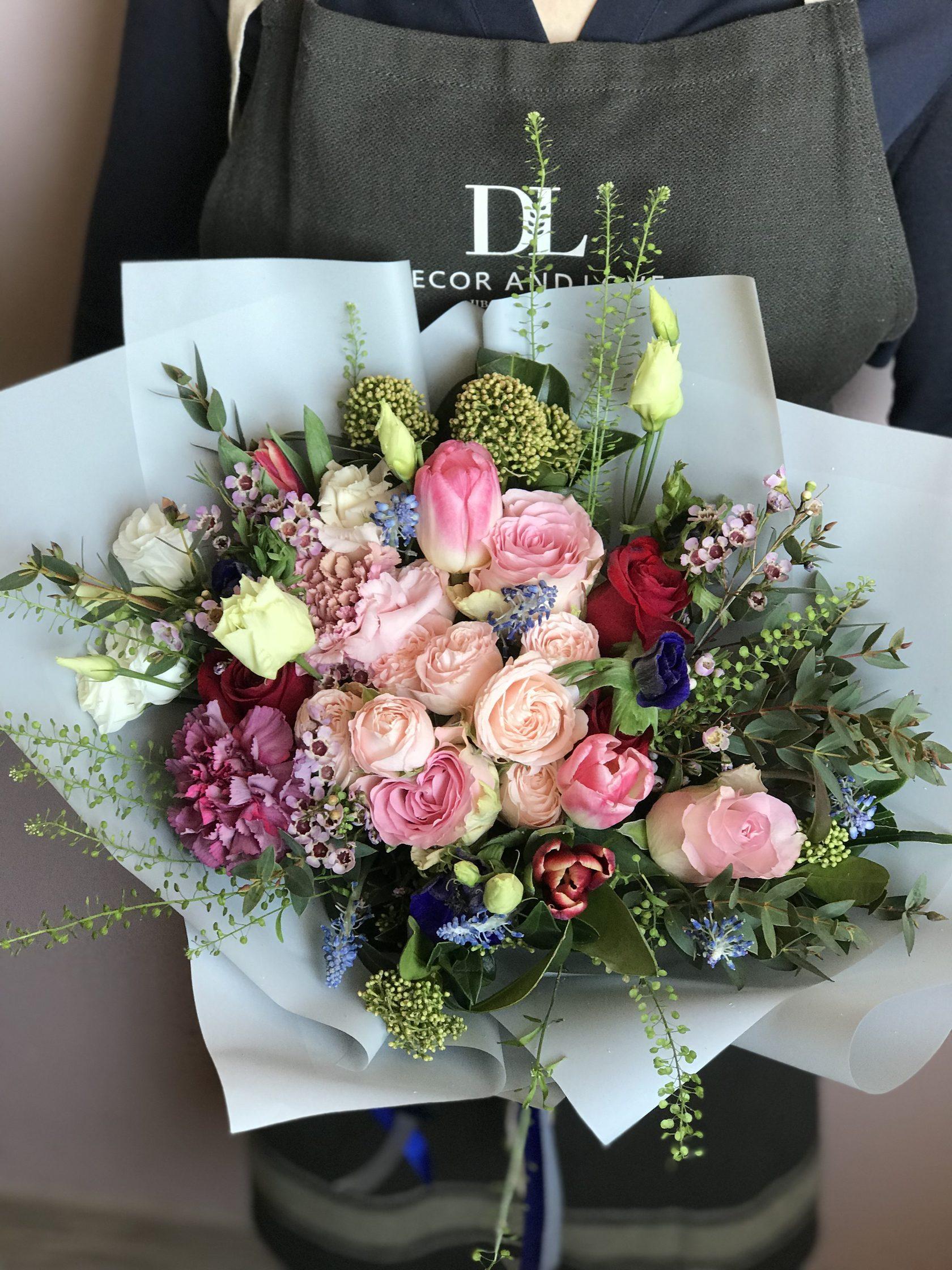 Хрусталя, цветы купить в томске
