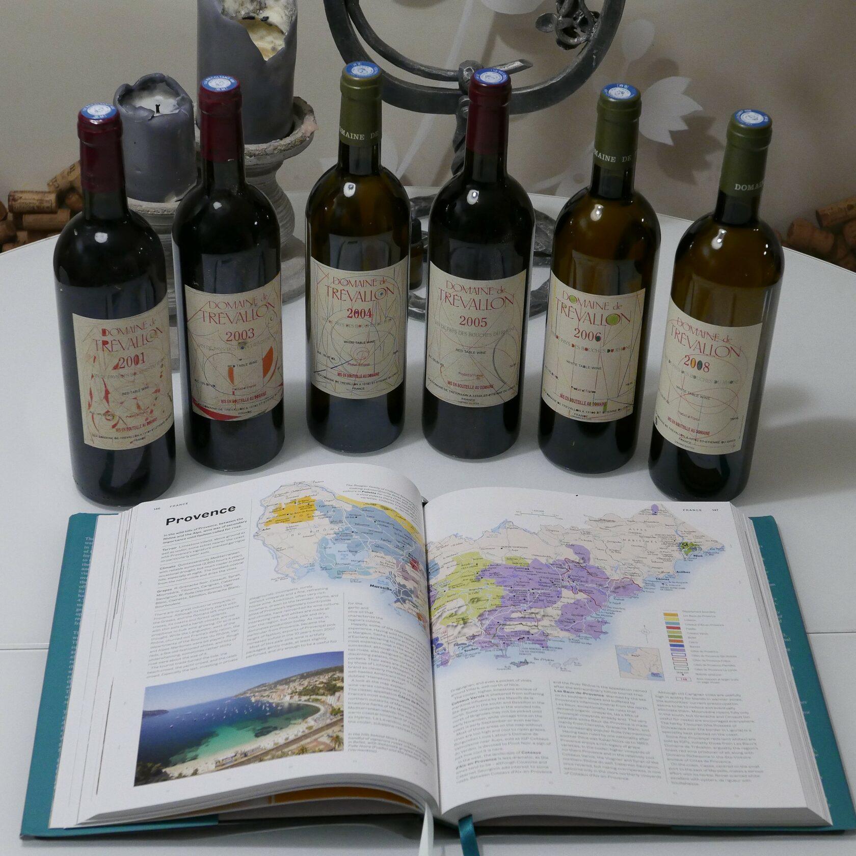 Domaine de Trévallon is arguably the finest producer in Provence region