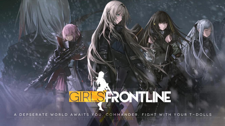 Review: Girls' Frontline - Kosmiqs team