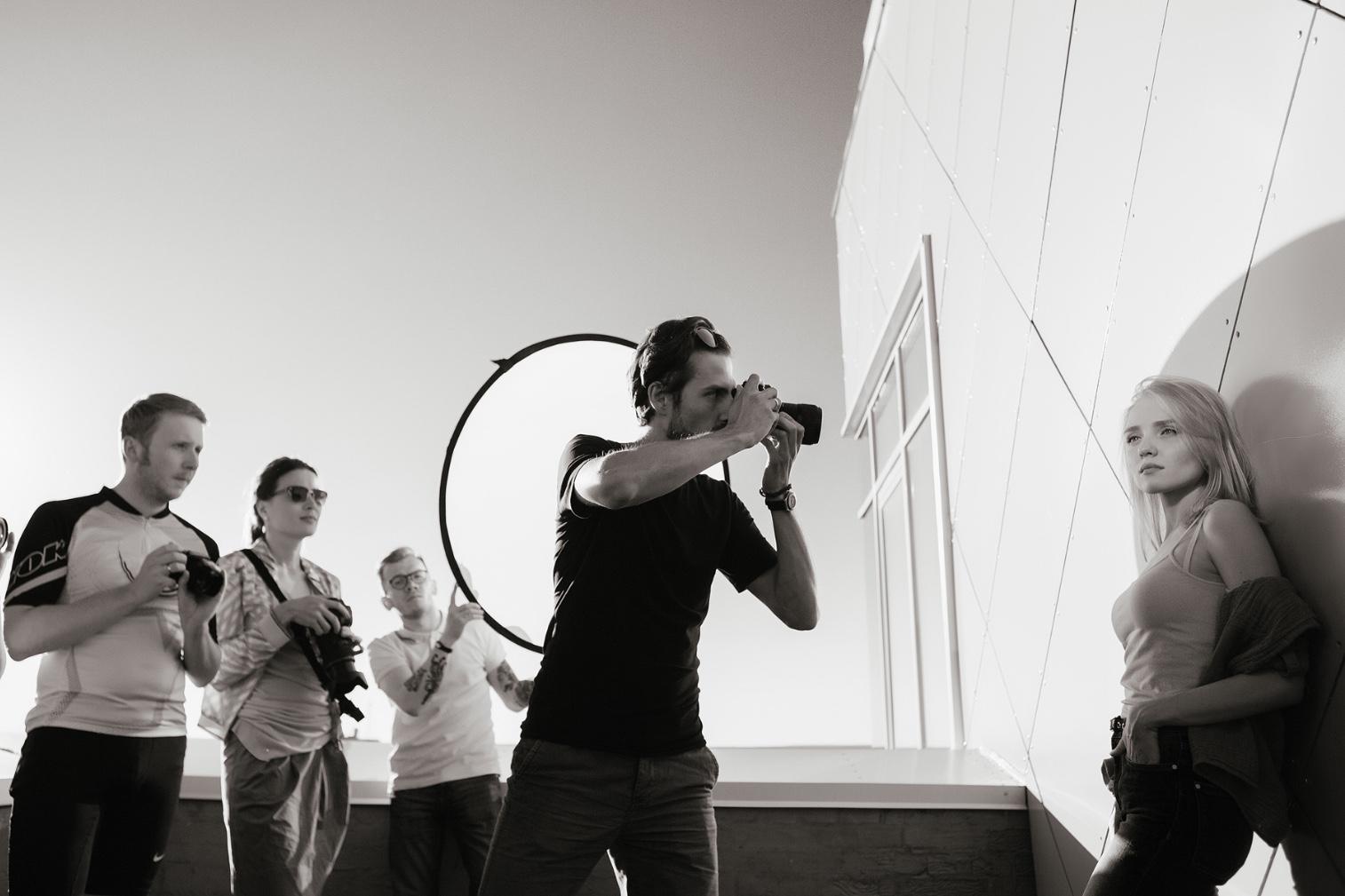 все иное как начать карьеру фотографа люстру