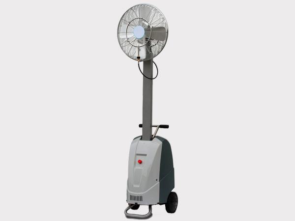 Автономный вентилятор с увлажнителем воздуха MobiCool