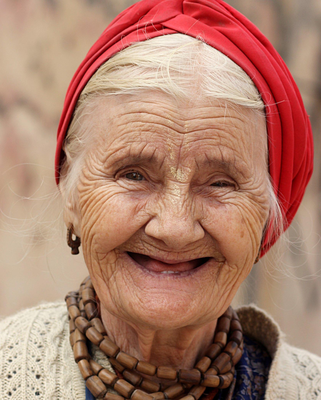 Старая Бабка Картинки