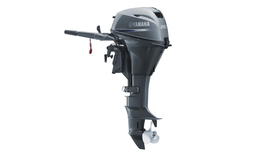 Yamaha F20BES 20 л.с.