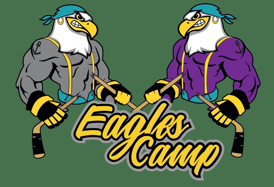 Ледовые тренировки Eagles