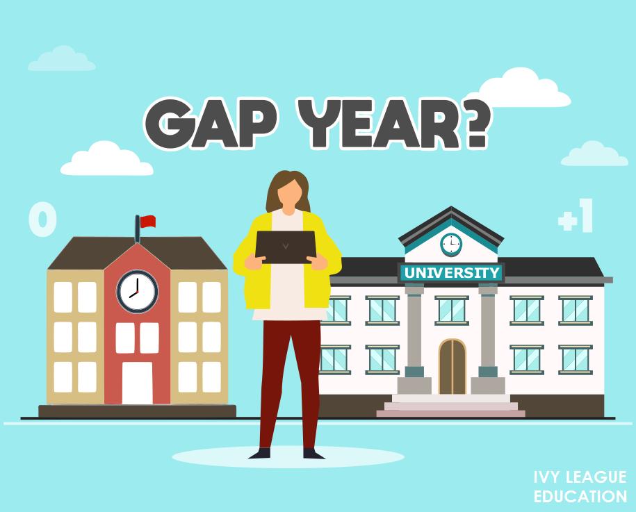 plusy i minusy gap year v usa