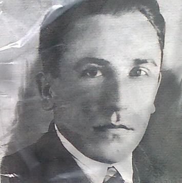 Павел Алексеевич Герасимов  (1910-1942)