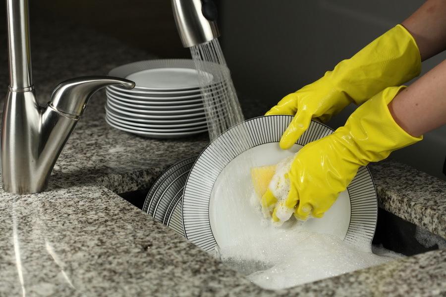 Какие моющие средства использовать с биосептиком или ЛОС?