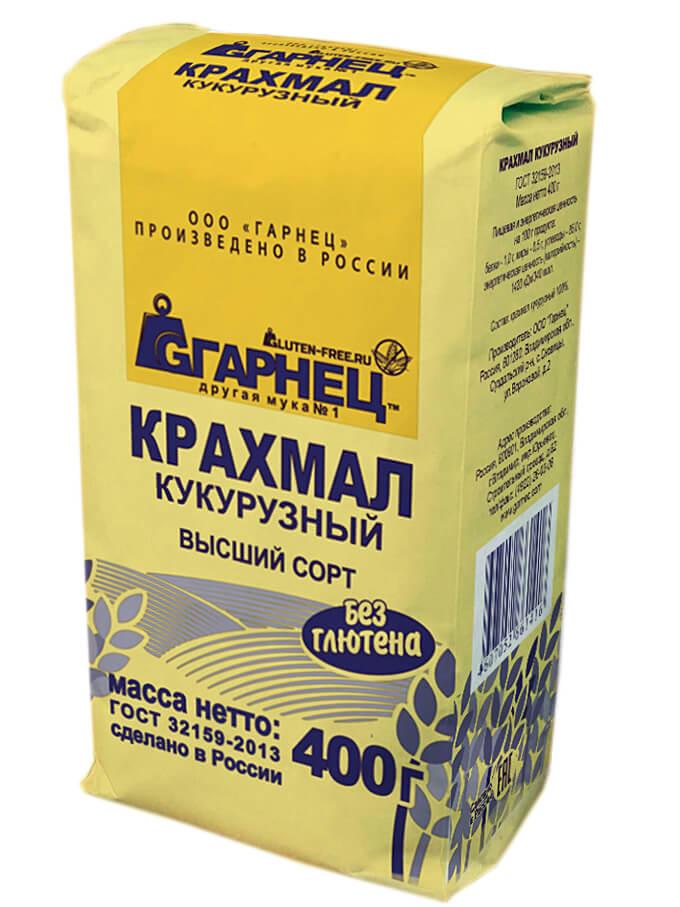 Кукурузный Крахмал В Продуктах При Диете.