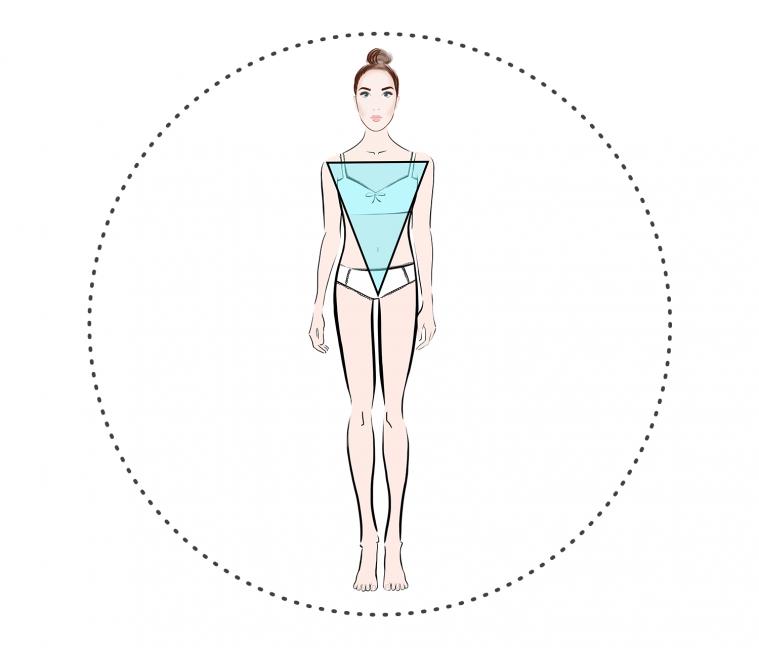 Как Похудеть При Типе Фигуры Перевернутый Треугольник. Особенности похудения для типа фигуры перевернутый треугольник