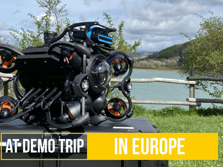 ROV demo i Europa