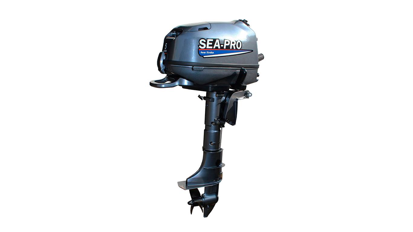 Sea-Pro F 6S 6 л.с.