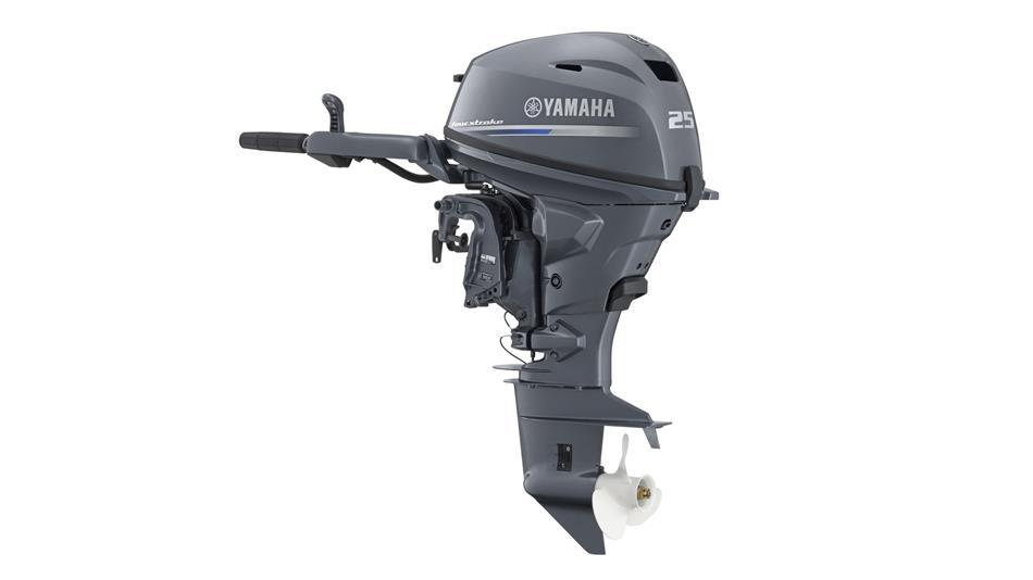 Yamaha F25DES 25 л.с.