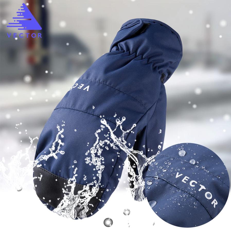 варежки влагозащитные для зимы