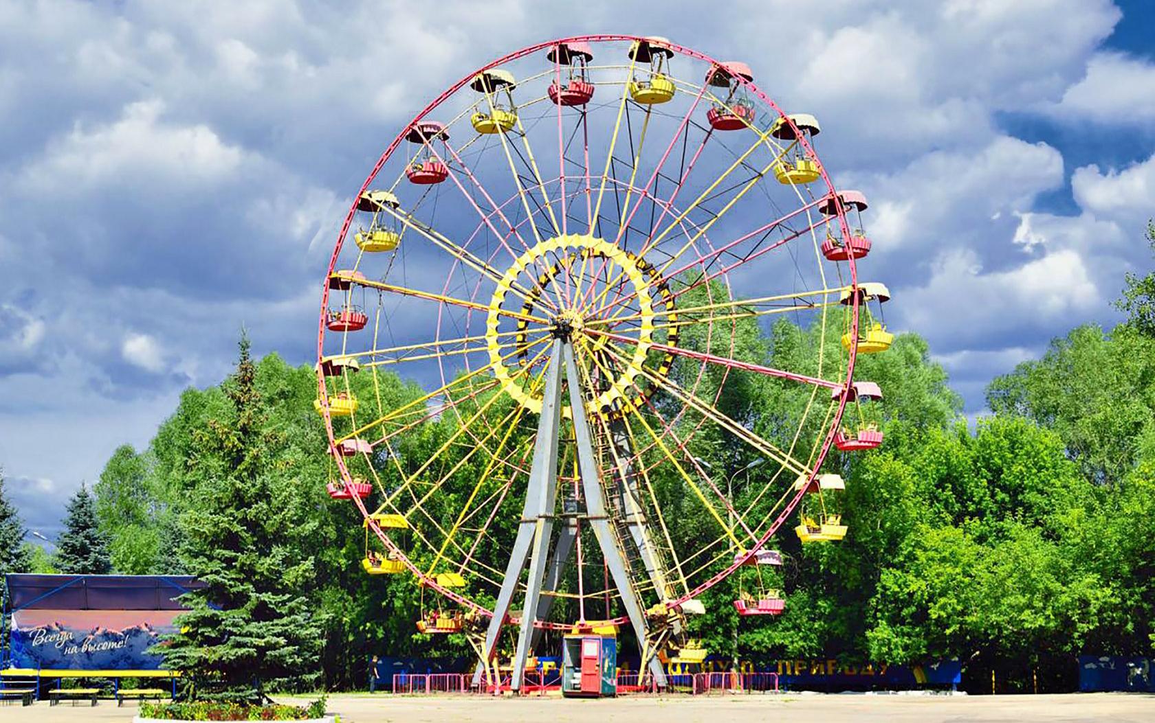 лакреевский парк фото всего