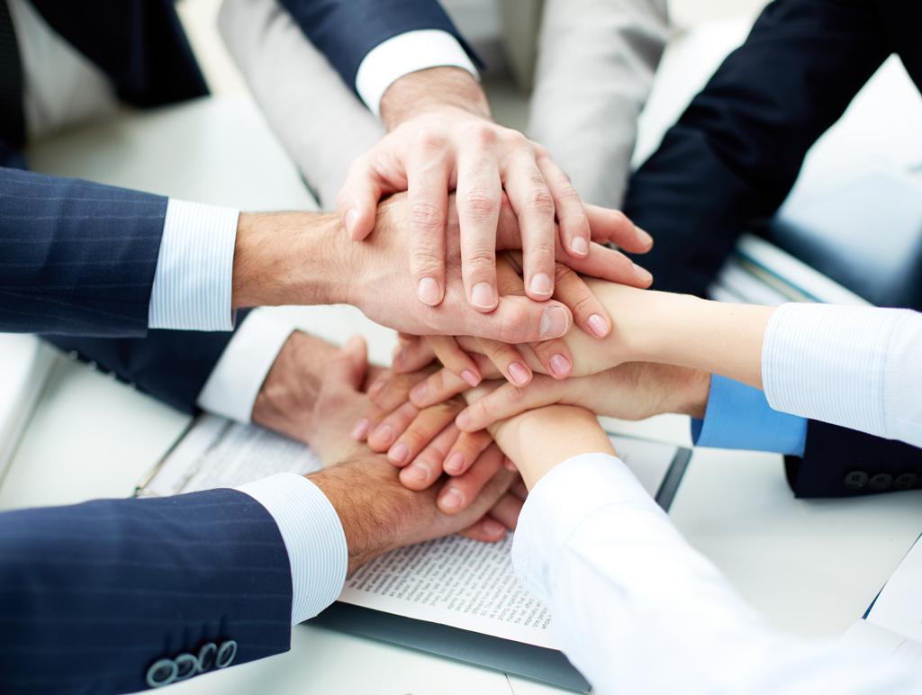 Картинка про сотрудничество