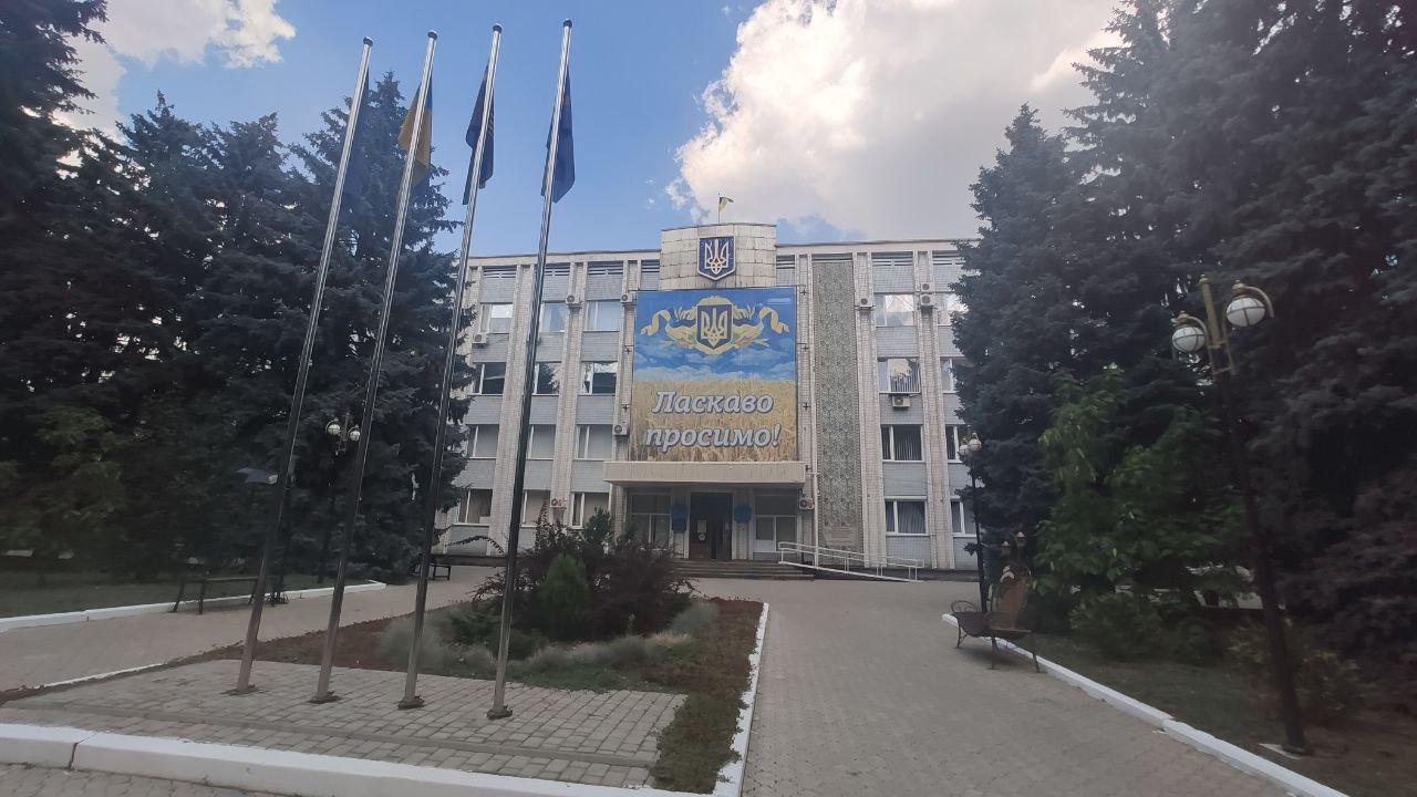 Районный совет Волновахи, Донецкая область