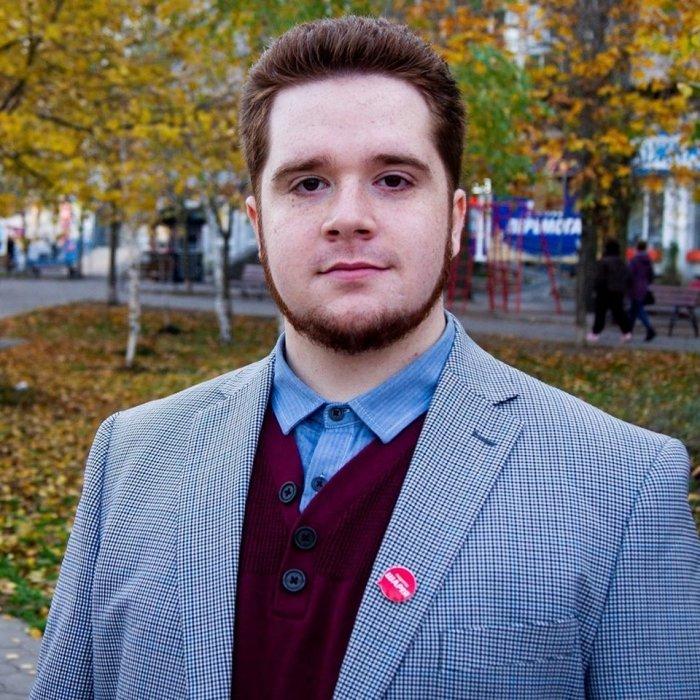 Нападение на активиста Партии Шария в Николаеве