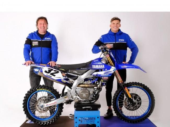 Брент Ван Донинк подписывает контракт с Gebben Van Venrooy Racing