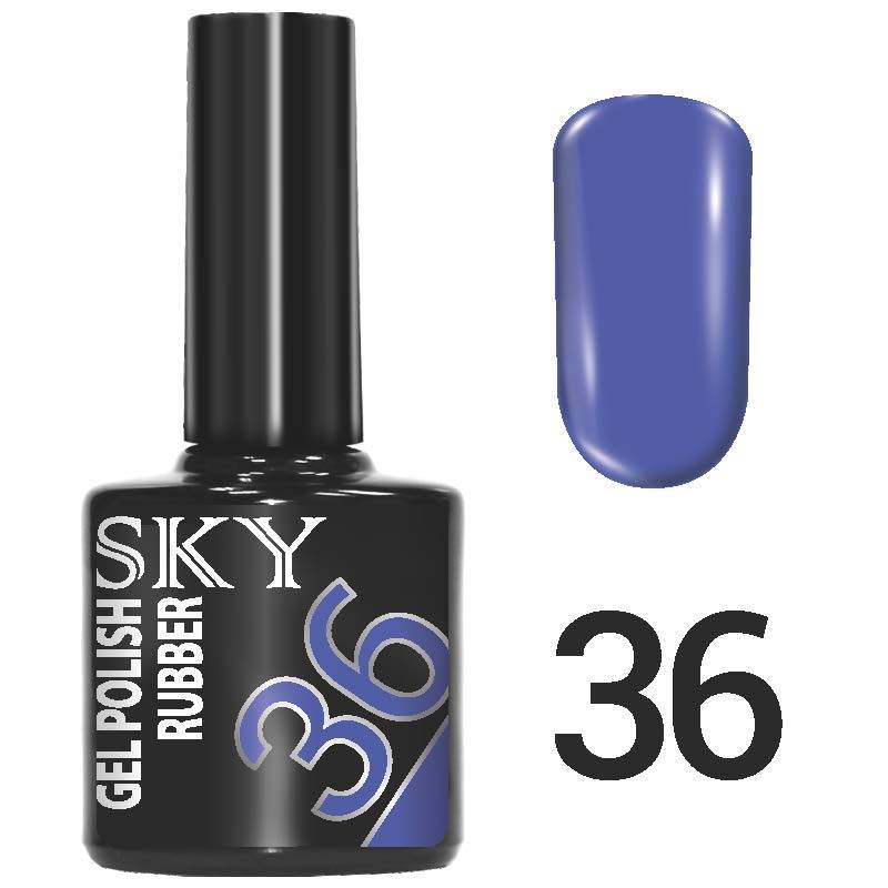 Sky gel №36