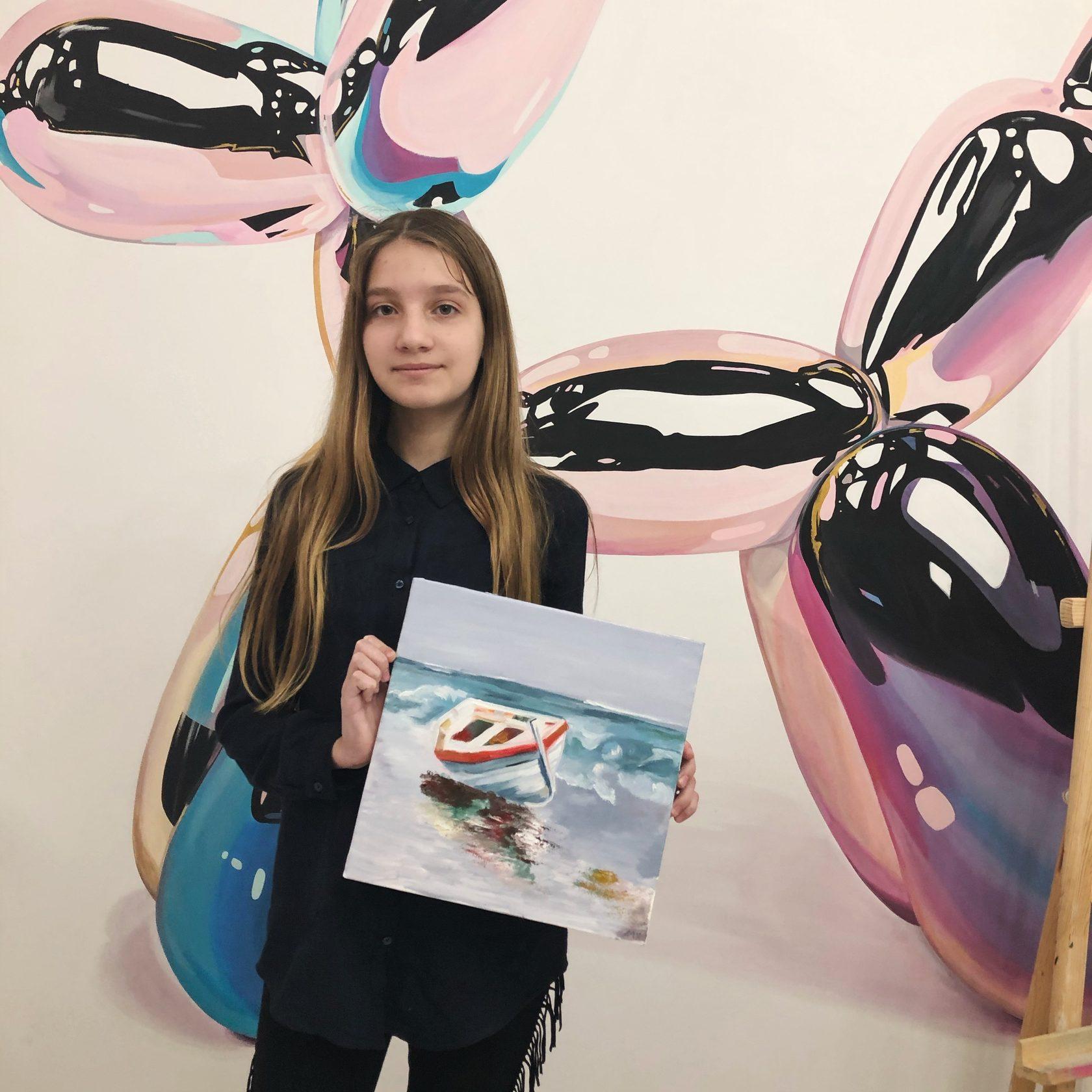 картина маслом для детей в Одессе