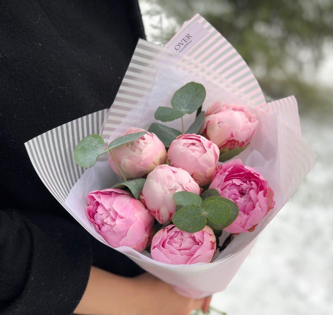 Сакура купить, заказ цветов астана пионы