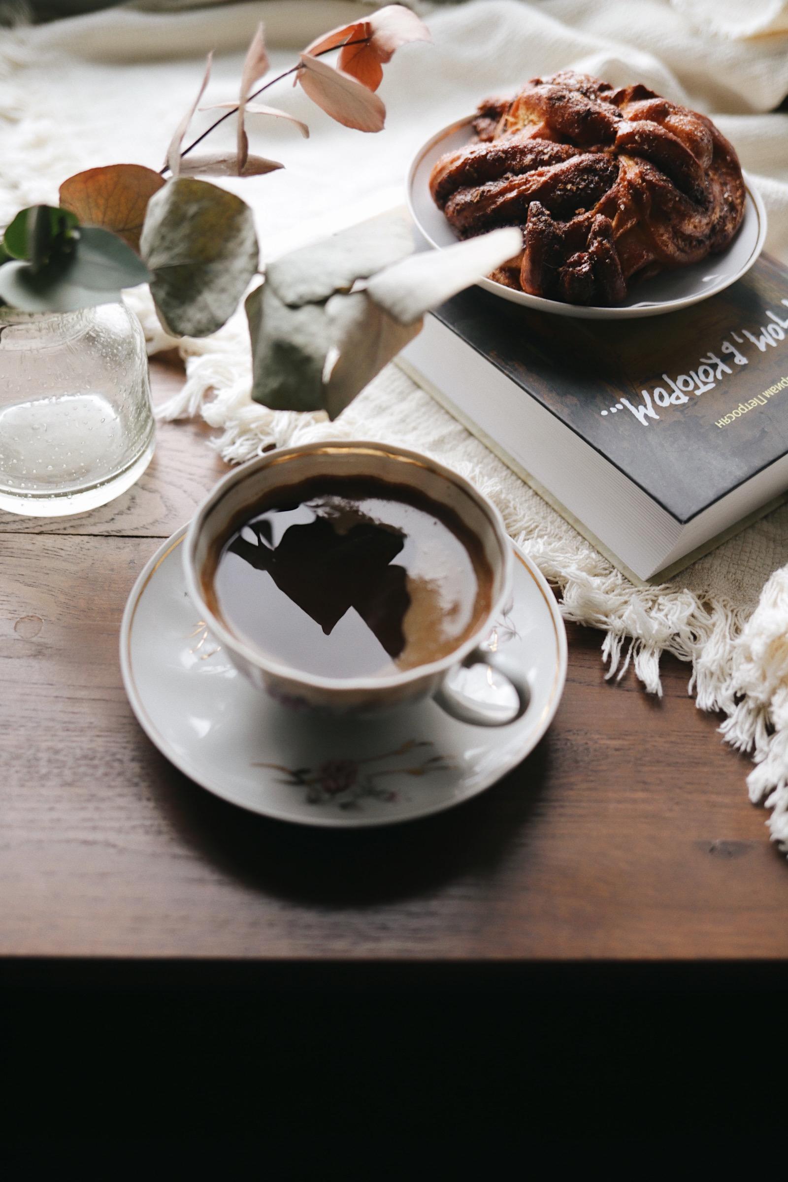 как красиво сфоткать кофе