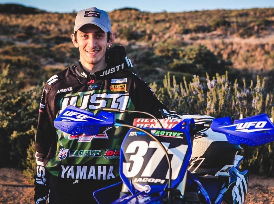 ануэль Лакопи и JK Racing продлевают контракт