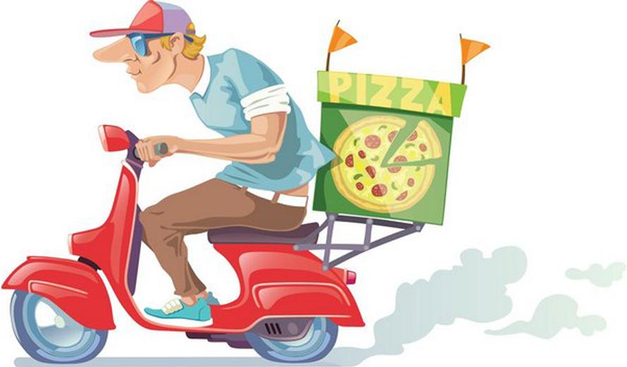 Спасибо тебе, прикольные картинки доставка пиццы