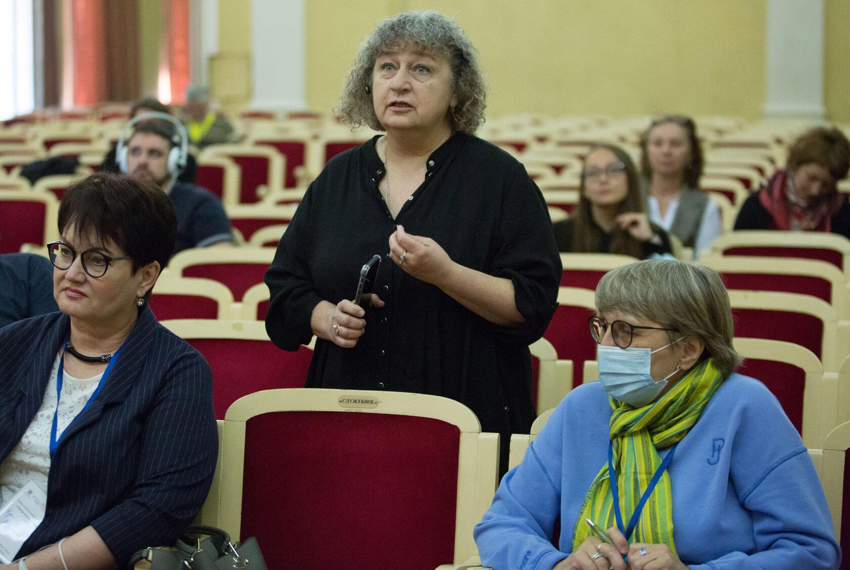 Психолог Наталья Стриевская-Колмановская