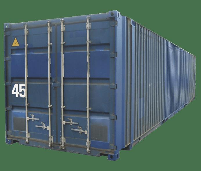 Б/У контейнер 45 футов широкий PW