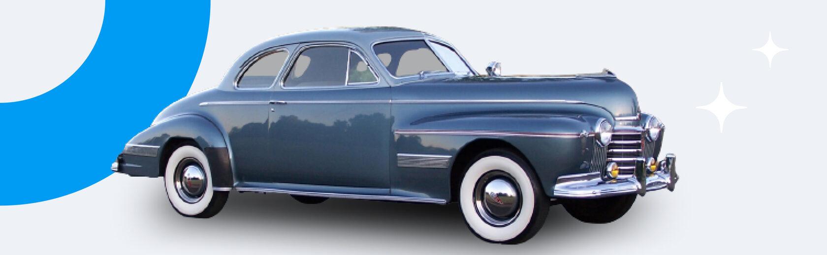 Oldsmobile Series 60