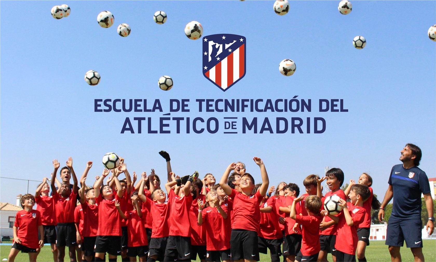Атлетико мадрид футбольные курсы
