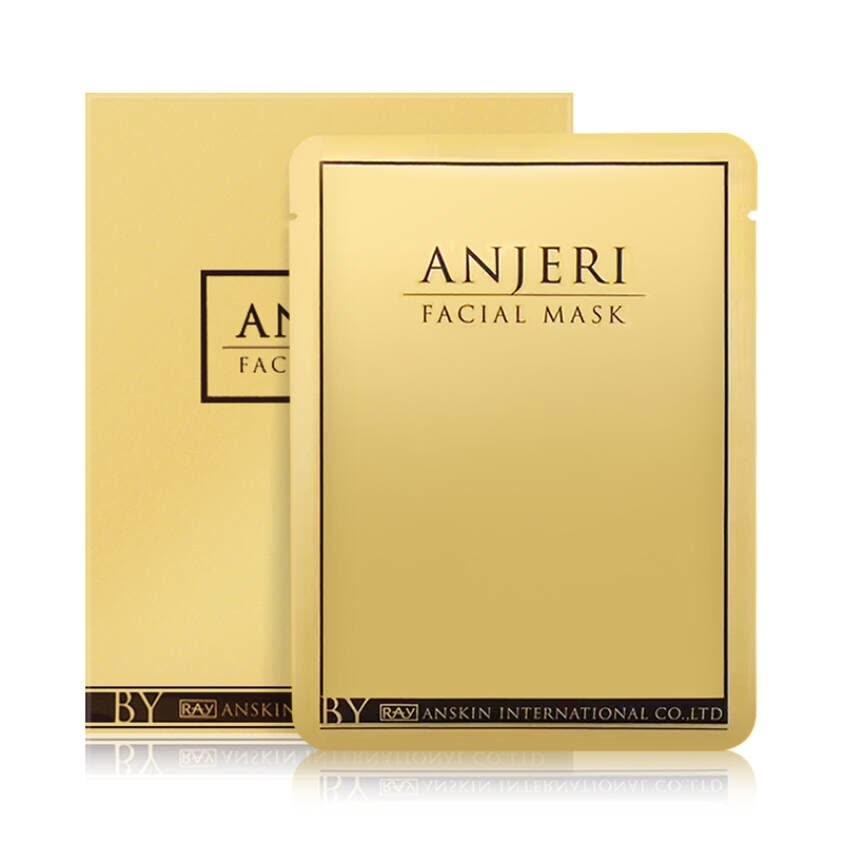 Омолаживающая маска ANJERI GOLD