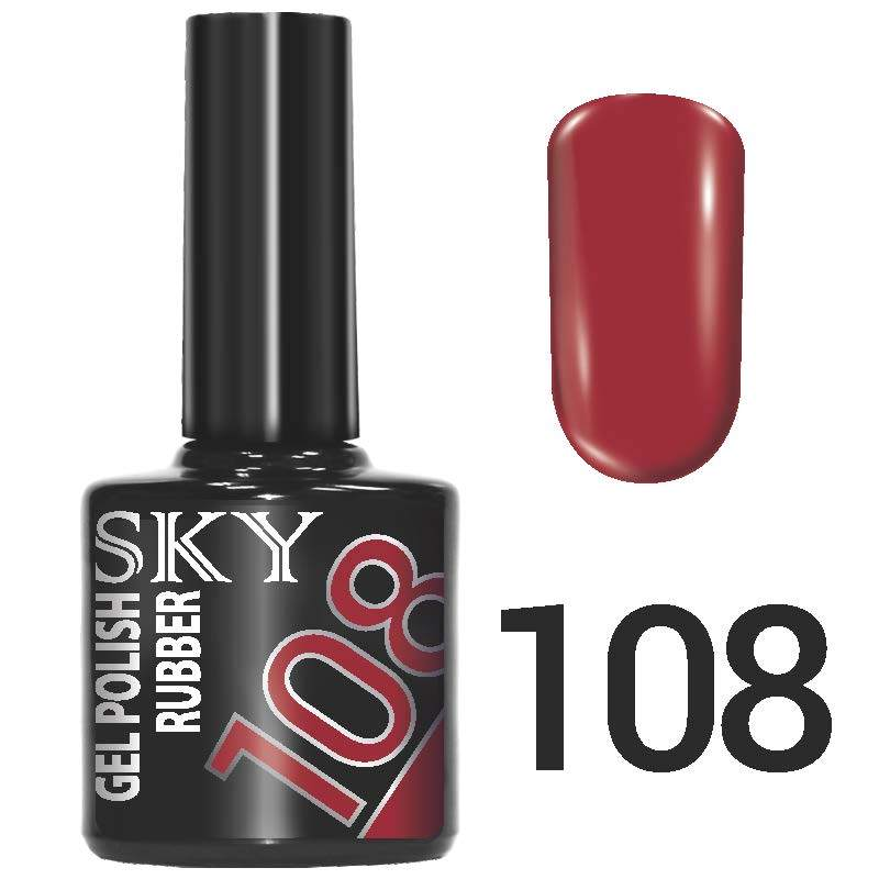 Sky gel №108
