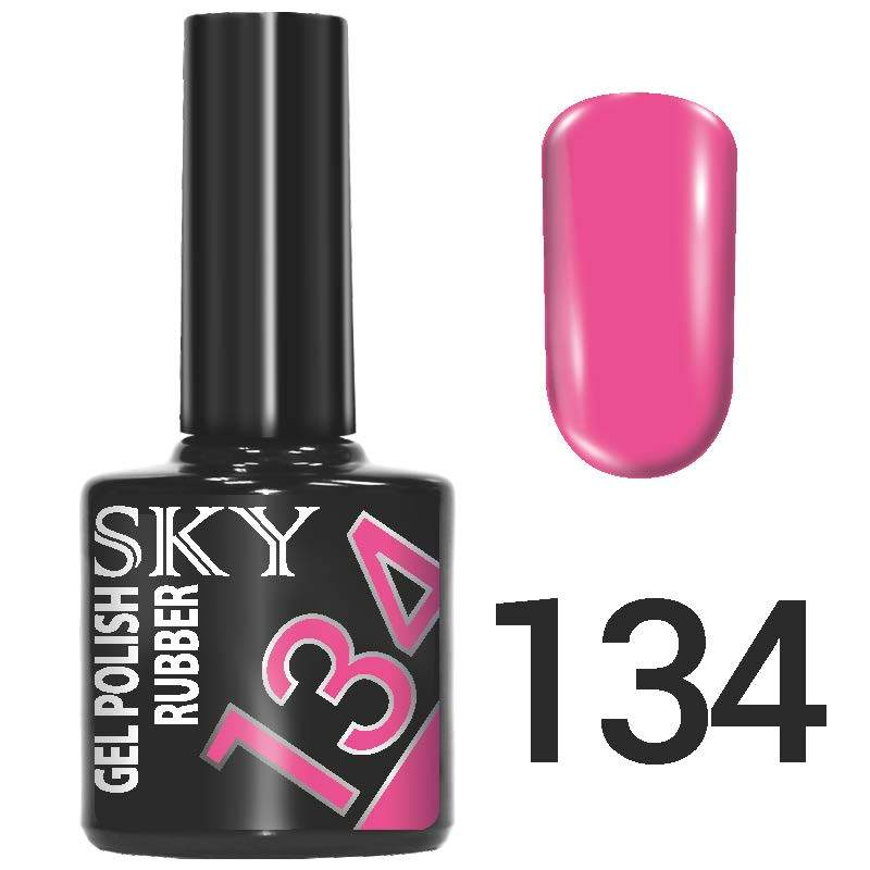 Sky gel №134
