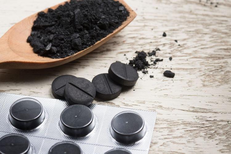 активированный уголь для уборки