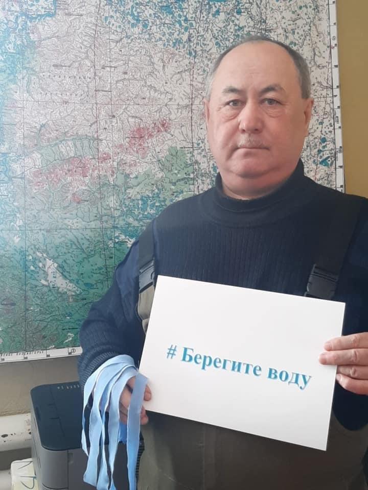 Начальник отдела охраны, старший госинспектор НП «Кыталык» Яныгин Сергей Ильич