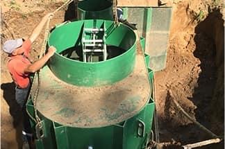 водоотведение и очистка сточных вод
