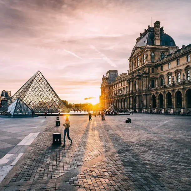 Louvre is the most visited museum